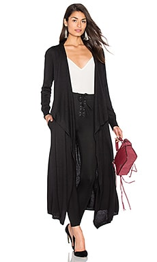 Durango Duster Jacket in Black