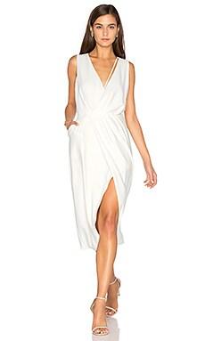 Hara Dress in Blanc