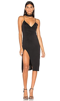 Ruvo Dress in Noir
