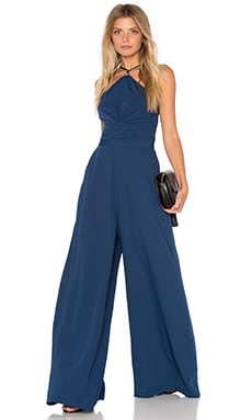Kentia Jumpsuit in Nightfall