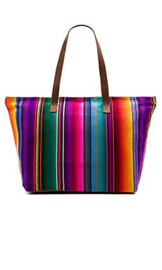 Todos Beach Tote Bag in Hacienda