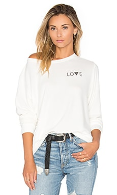 Softest Pullover Top in White