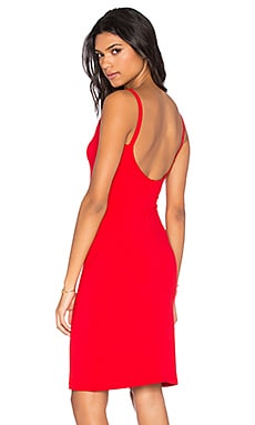 Hilda Dress in Perfect Red