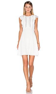 Deorsa Dress in Ivory