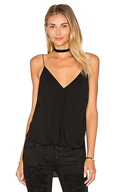 Kashya Tank in Black