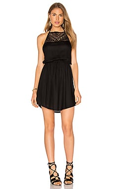 Carmelia Dress in Black