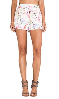 Lolly Pop Shorts in Floral