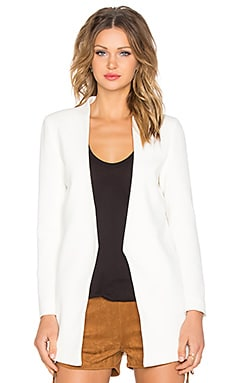 x Love Indie Banks Tailored Jacket in White