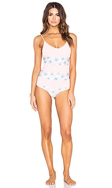 Todo Santos Swimsuit in Wild Agave Ginger & Ginger