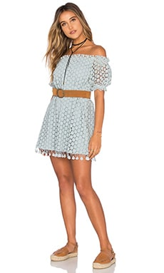 Raelyn Dress in Mint