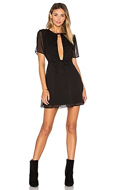 Tallulah Dress in Black