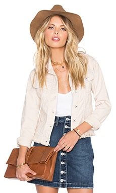 Tamsen Denim Jacket in Teipe