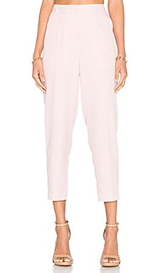 The Divergence Pant in Pastel Pink