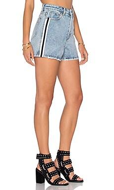 Madi Shorts in Light Blue