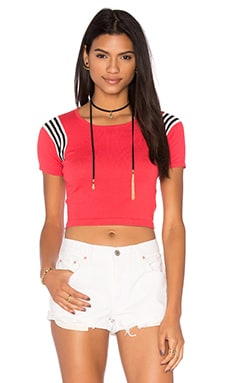 TLC Top in Red