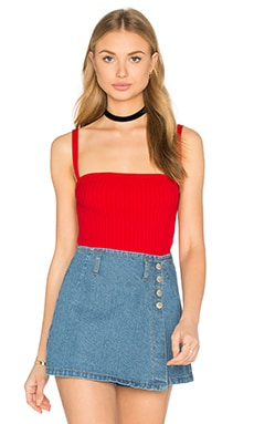 Cameron Top in Red