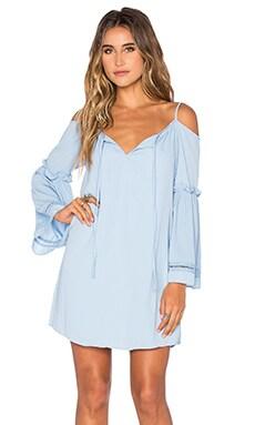 Jayne Dress in Baby Blue