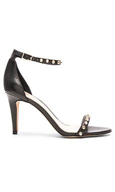 Cassandy Heel in Black
