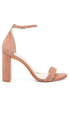 Mairana Heel in Dusty Rose