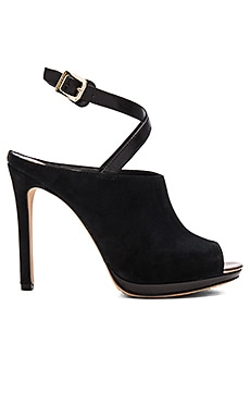 Resina Heel in Black