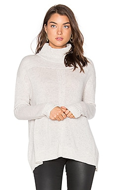 Rosa Cashmere Sweater in Winter