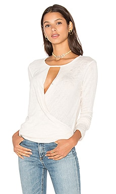 Brida Top in Straw