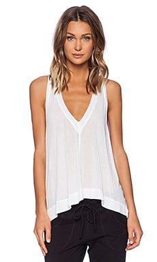 Serentity Tank in White