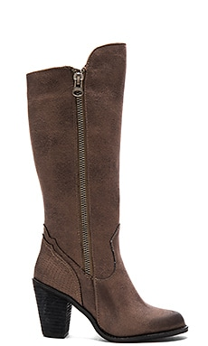 Stevie Boot in Taupe