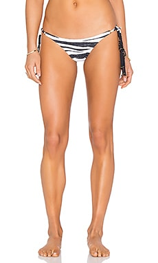 Side Tie Bikini Bottom in Anita