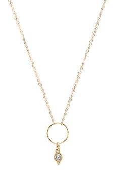 Melodie Necklace in Gold