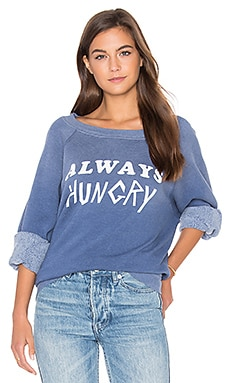 Always Hungry Top in Monday Blues