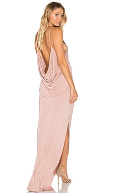 Flint Maxi Dress in Blush