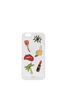 Pinned iPhone 6/6S Case in Clear
