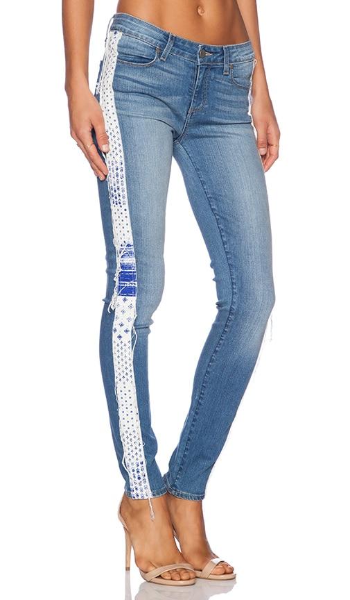 Лампасы на джинсах своими руками 83