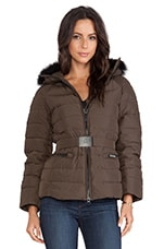 Fur Hooded Jackets For Women