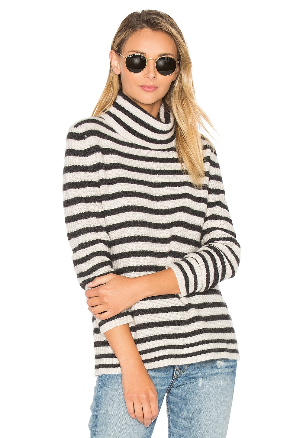 Quinn Stripe Sweater