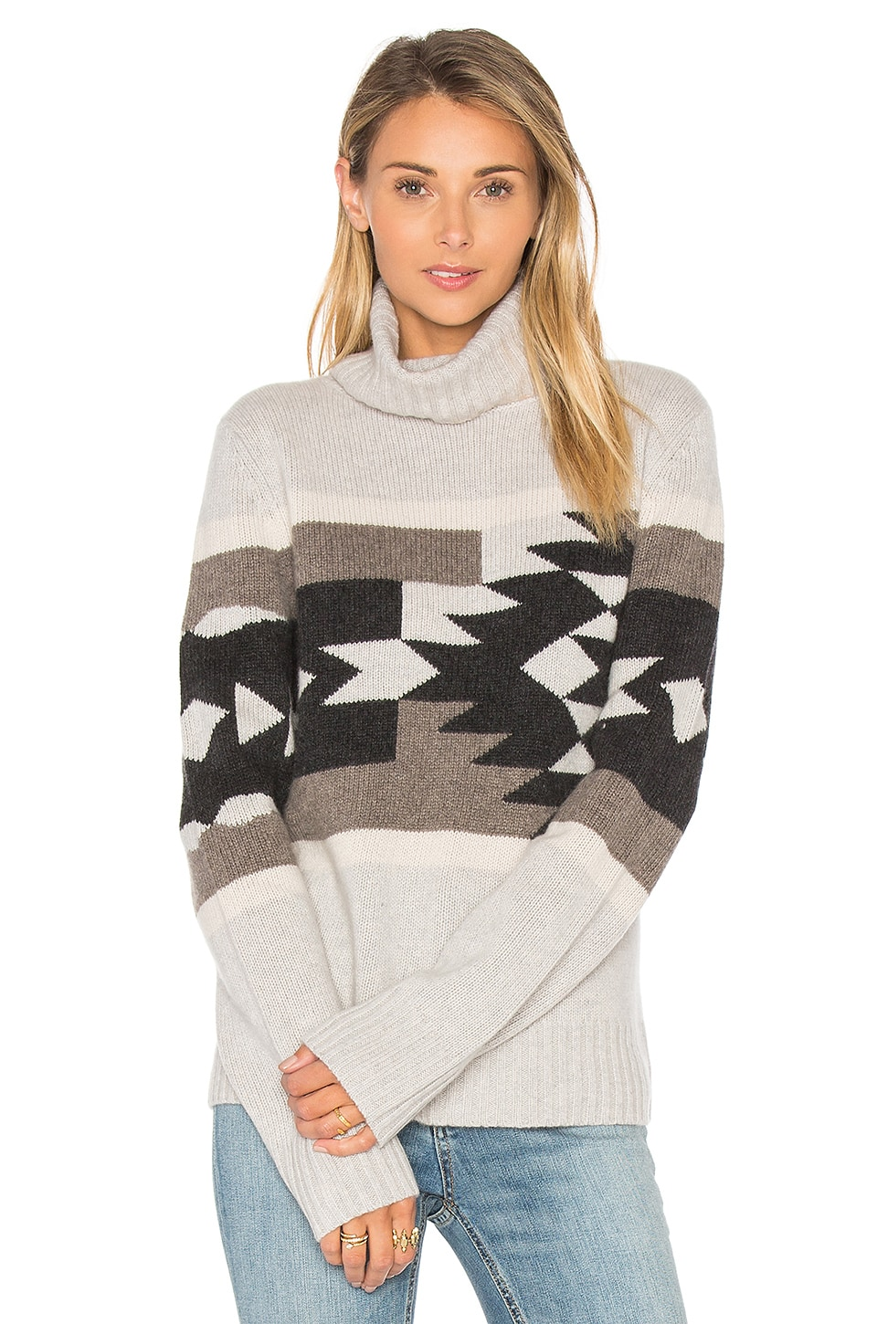 Willa Tribal Sweater