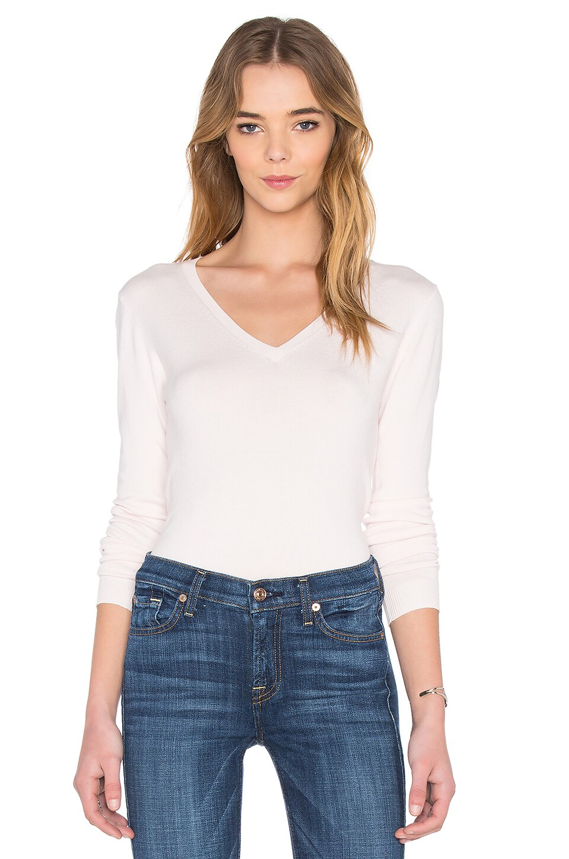 V Neck Long Sleeve Sweater
