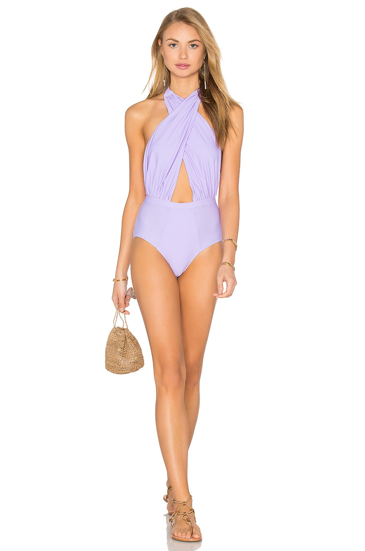 Cabana One Piece Swimsuit