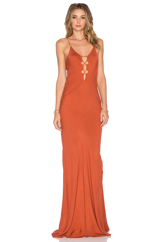 Brawa Maxi Dress