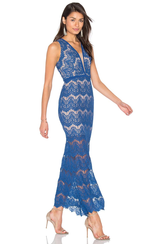 Loyola Lace Maxi Dress