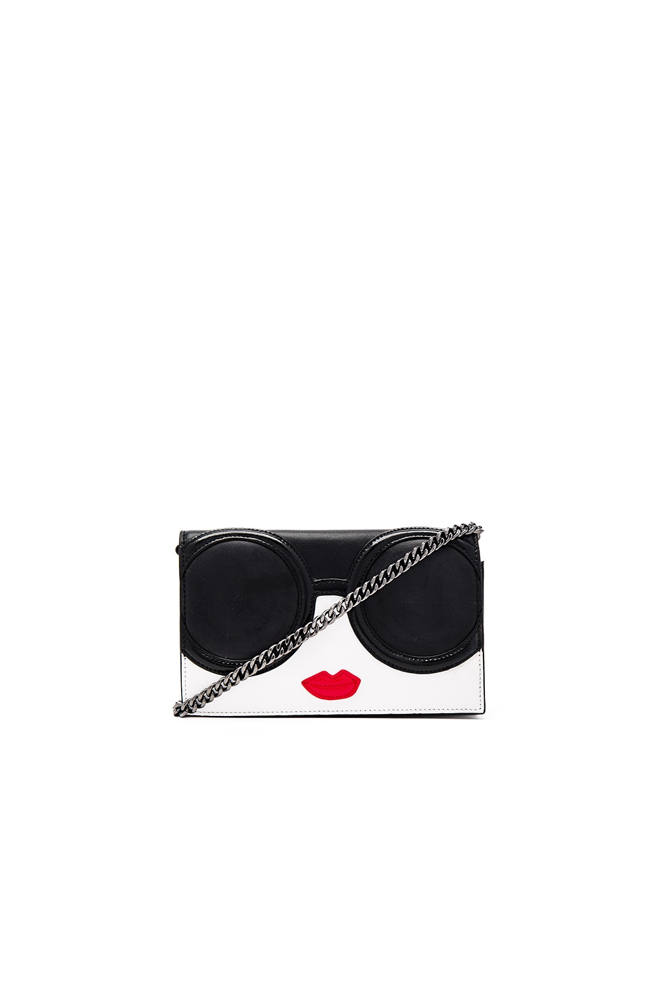Stacey Face Long Wallet