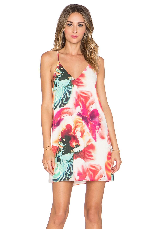 Fierra Y Back Dress