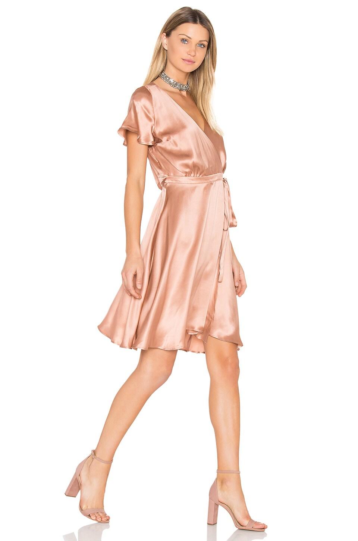 Lynn Wrap Dress