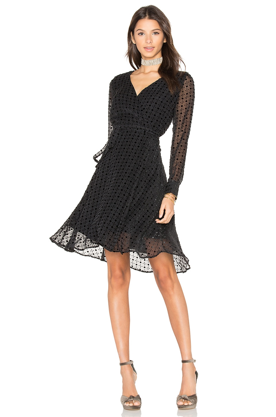 Dalton Wrap Dress