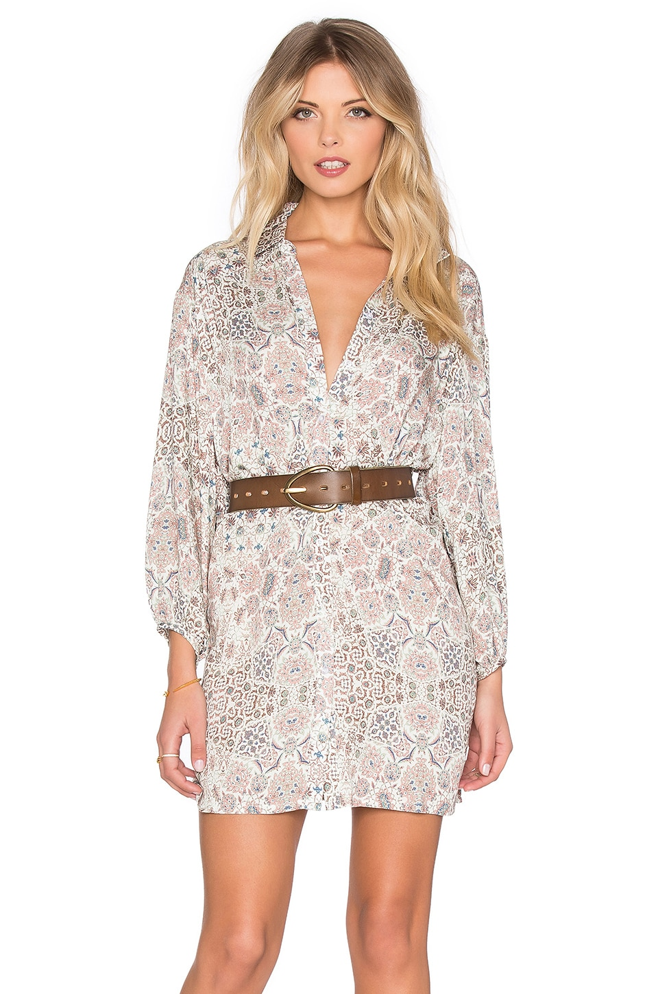 Drifter Shirt Dress