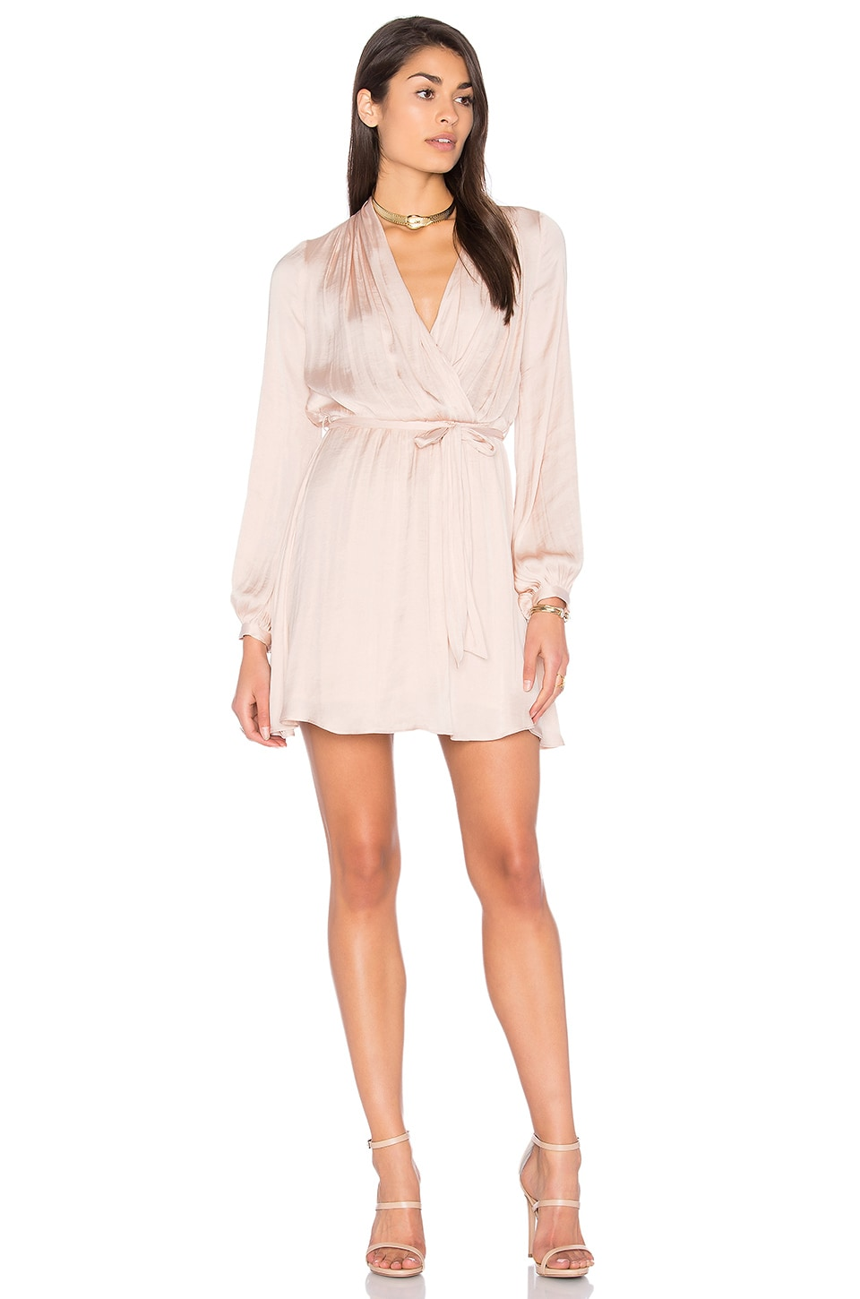 Miranda Wrap Dress