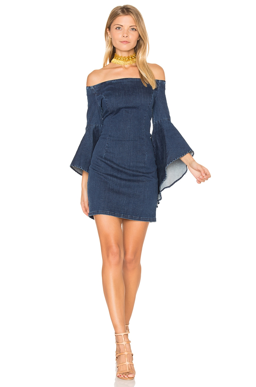 Lucinda Denim Dress
