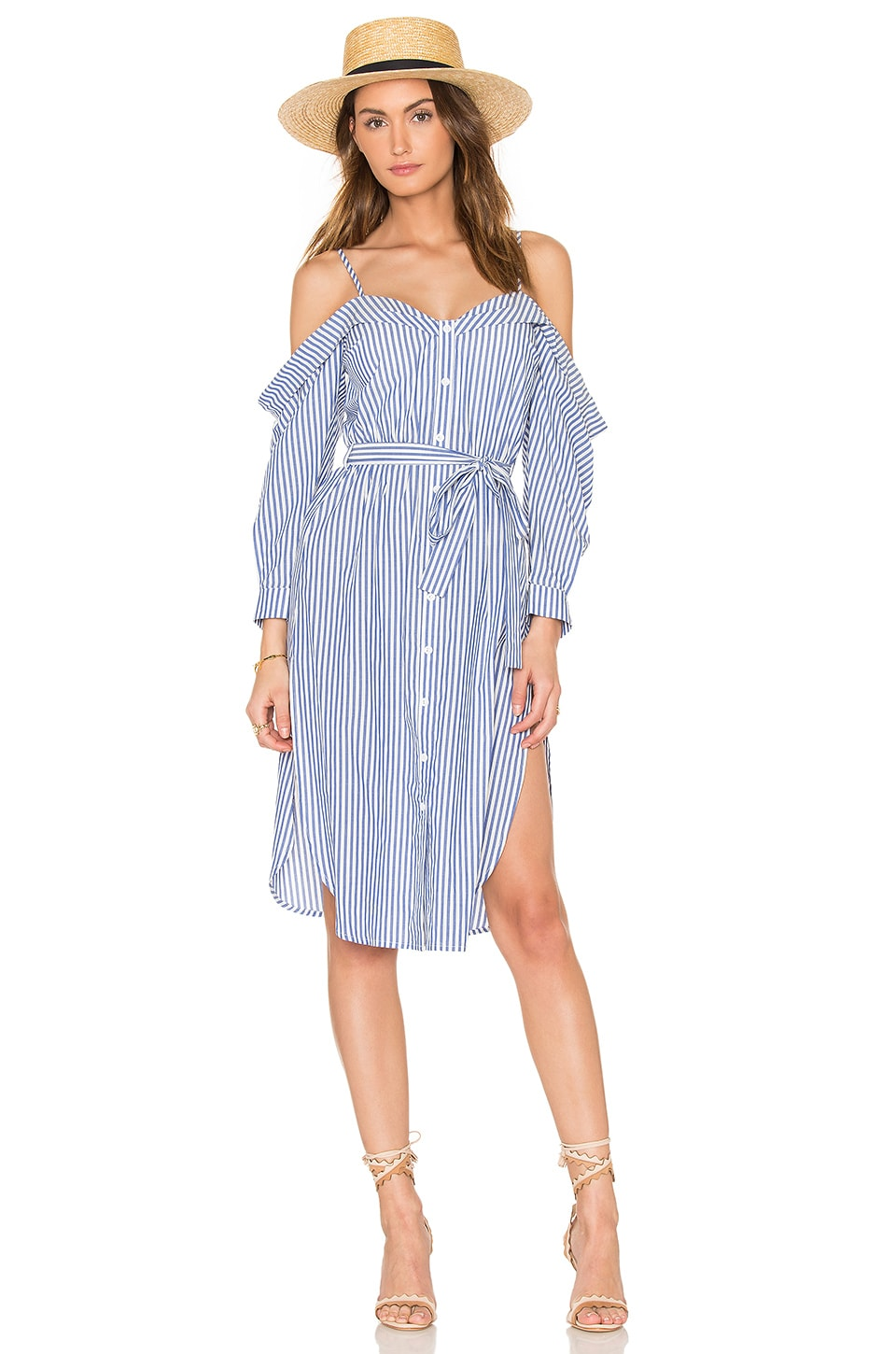 Paloma Stripe Dress