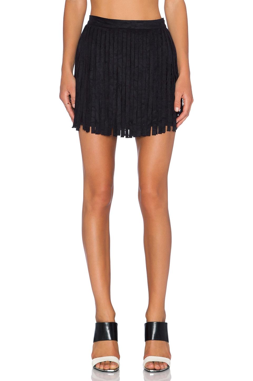 Barton Fringe Skirt
